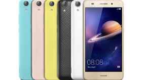 Huawei Y6II, toda la información