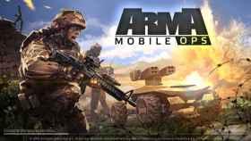 Arma Mobile Ops, la estrategia de Arma llega a Google Play