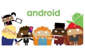 Si el mundo Android fueran solo 100 personas