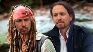 ¿Podría Pablo Iglesias convertirse en Johnny Depp o en Bertín Osborne?