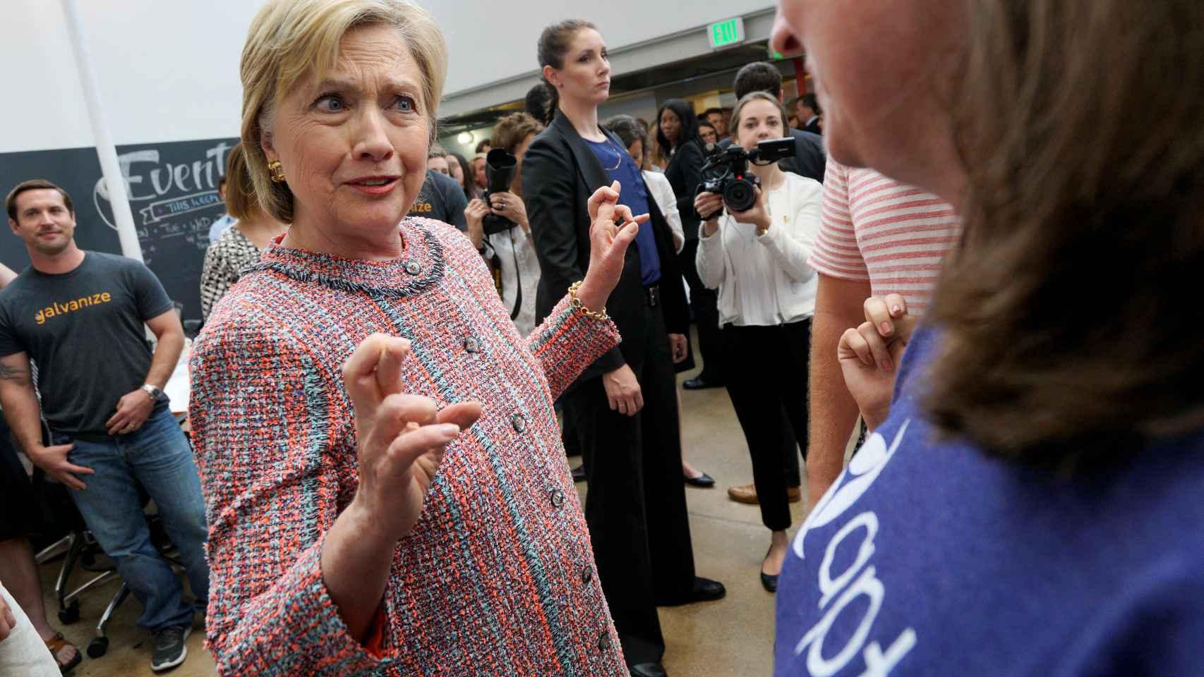 El caso de los correos daña la imagen de Clinton de cara a las elecciones del 8 de noviembre.