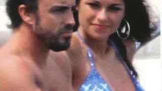 Fernando Alonso y Linda Morselli de vacaciones en la costa italiana