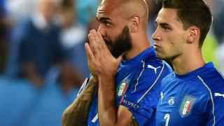 Zaza pide disculpas por el penalti fallado contra Alemania