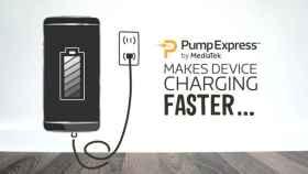 MediaTek Pump Express 3.0, carga la batería de tu móvil lo más rápido posible