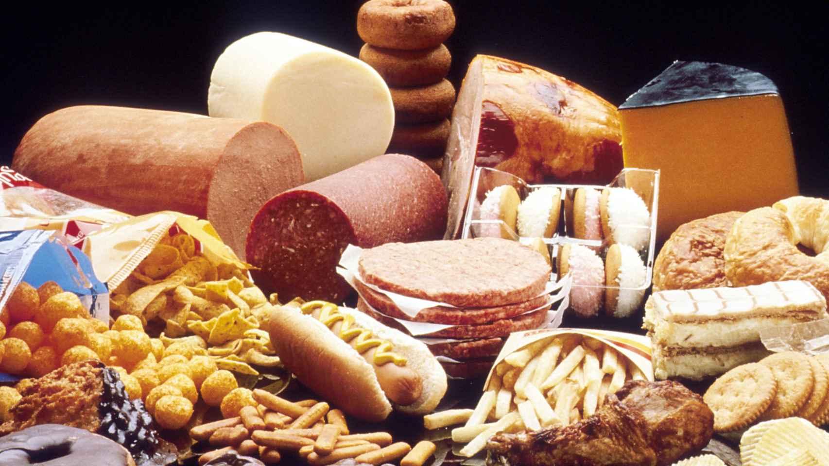 dieta grasas saturadas