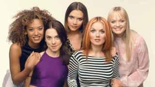 La mítica banda británica Spice Girls.