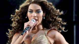 La cantante estadounidense Beyoncé.