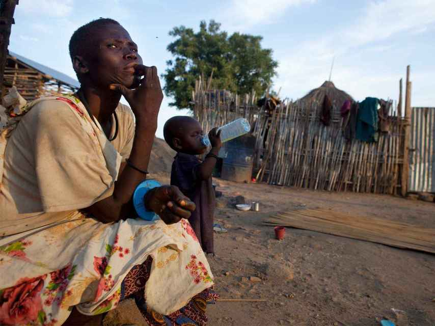 2,6 millones de personas han huido de sus casas desde 2011