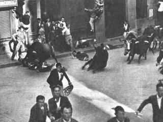 En Pamplona se celebraron los sanfermines con total normalidad unos días antes del golpe de Estado de 1936.