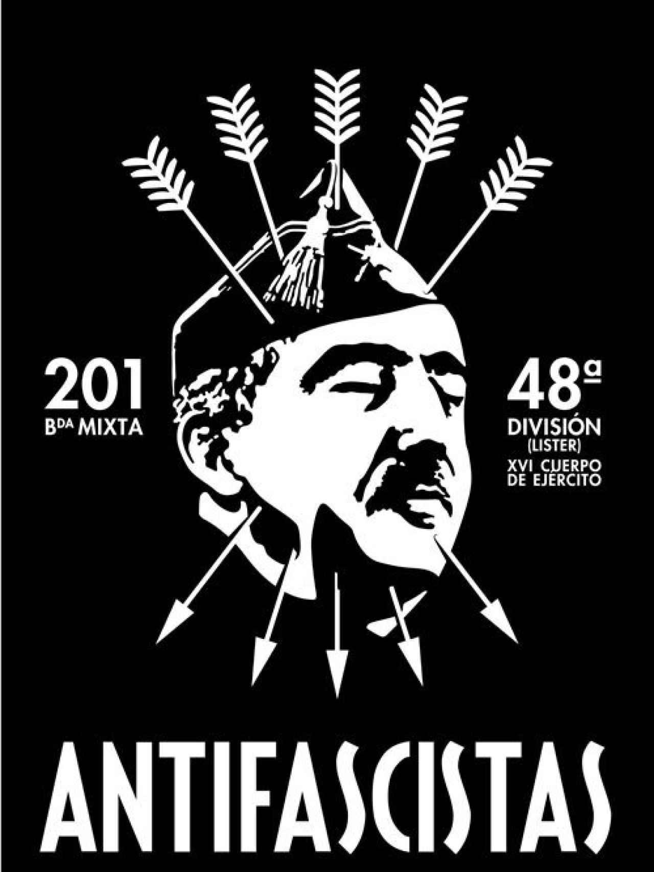 Proyecto antifascista: el arte se rebela contra Franco. Por Noaz.