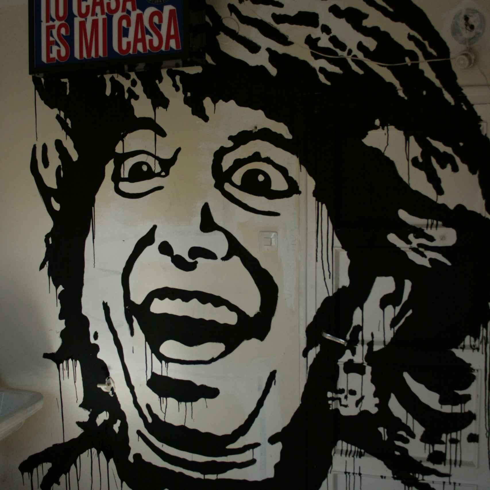 Esperanza Aguirre en 'Tu casa es mi casa', por Noaz.