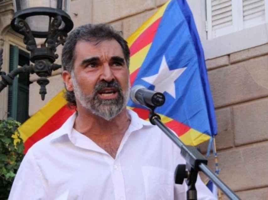 Jordi Cuixart, presidente de Omnium Cultural.