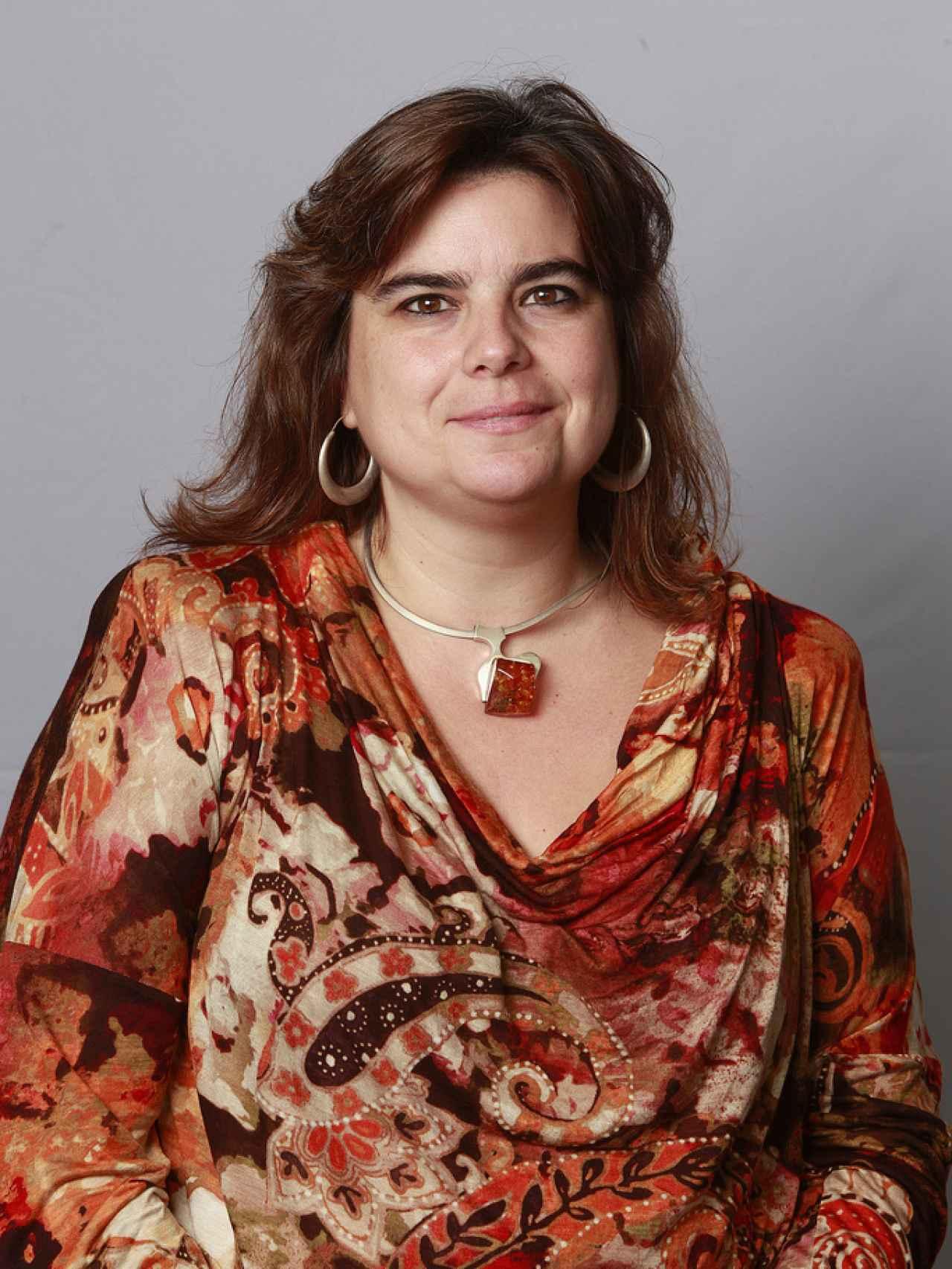 María del Mar Forcada es miembro de la Plataforma per la Lengua.