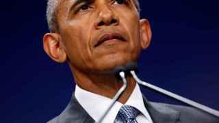 Barack Obama, durante su discurso en la cumbre de la OTAN en Varsovia.