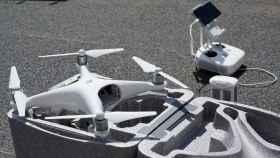 dron-drones-dji-phantom-4
