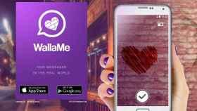 Deja mensajes ocultos en Realidad Aumentada con WallaMe
