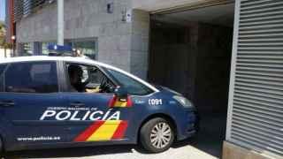 Nuevos detenidos en Moratalaz por asaltar una caseta de Ciudadanos