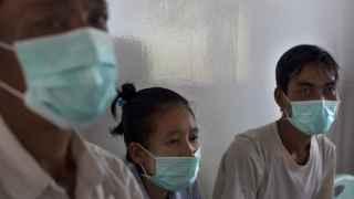 Afectados por tuberculosis multirresistente.