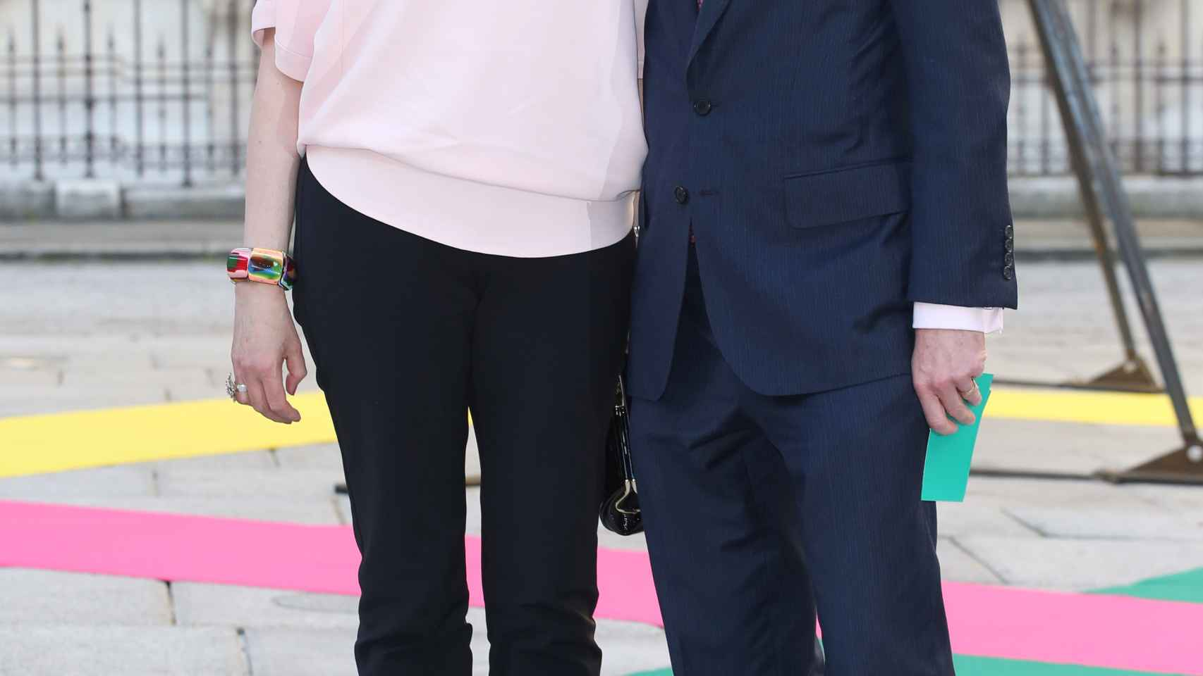 Theresa y Philip May no han podido tener hijos.
