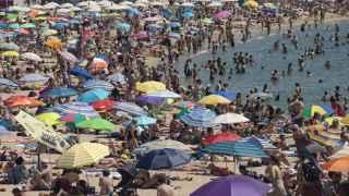 La afluencia turística, en récord histórico gracias a la llegada de visitantes 'prestados'