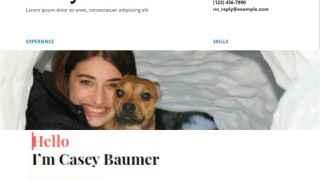 La joven recibió quejas de usuarios que ubicaron su cuenta de Facebook