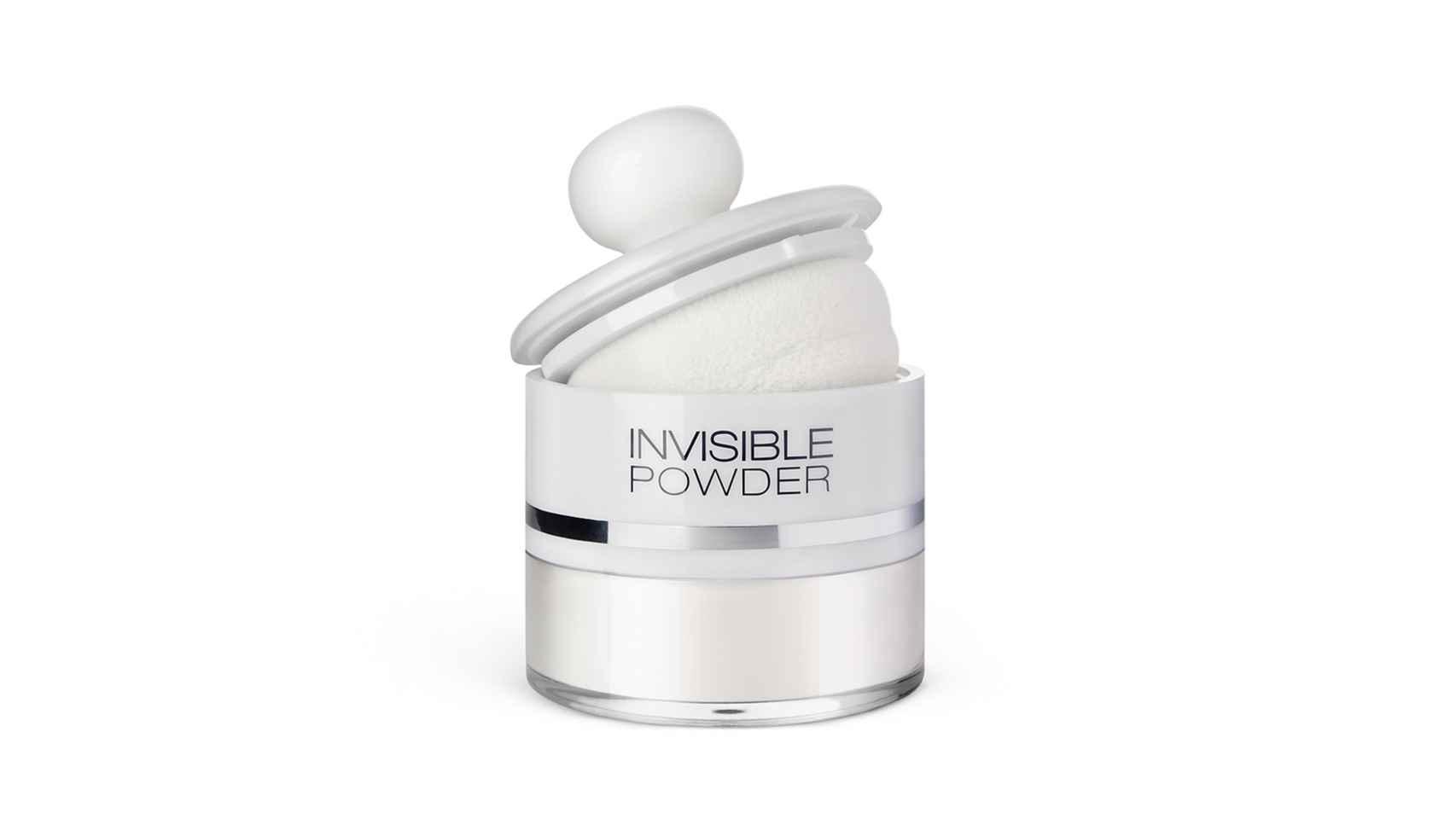 Polvos sueltos translúcidos Invisible Powder de Kiko, 11,90€.