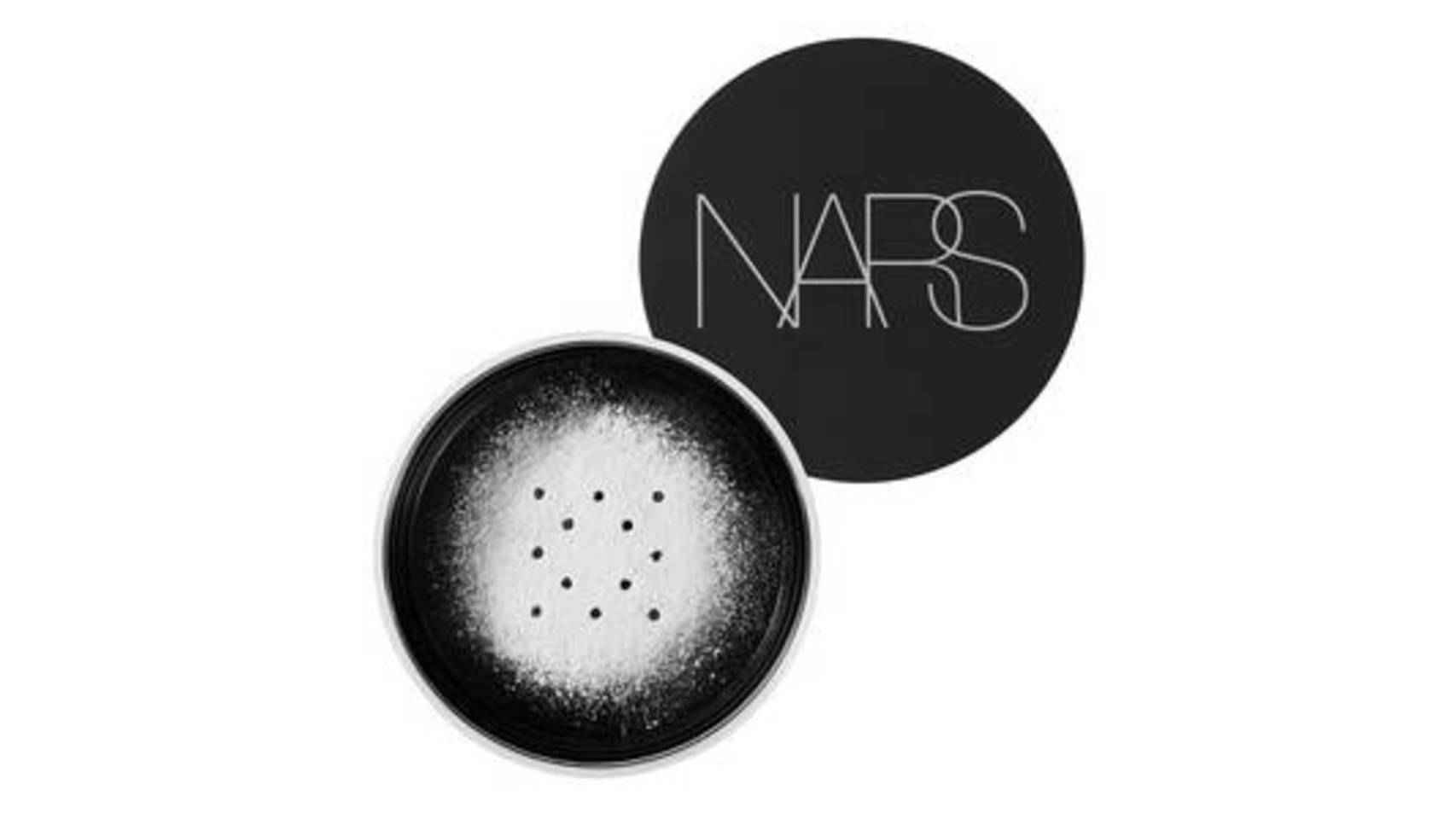 Polvos sueltos translúcidos Light Reflecting Setting Powder de Nars, 38,95€.