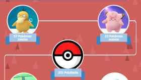 Cuánto consume Pokémon GO: calorías, distancia, uso de datos…