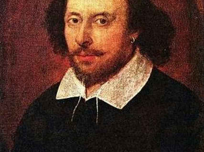 Retrato de Shakespeare.