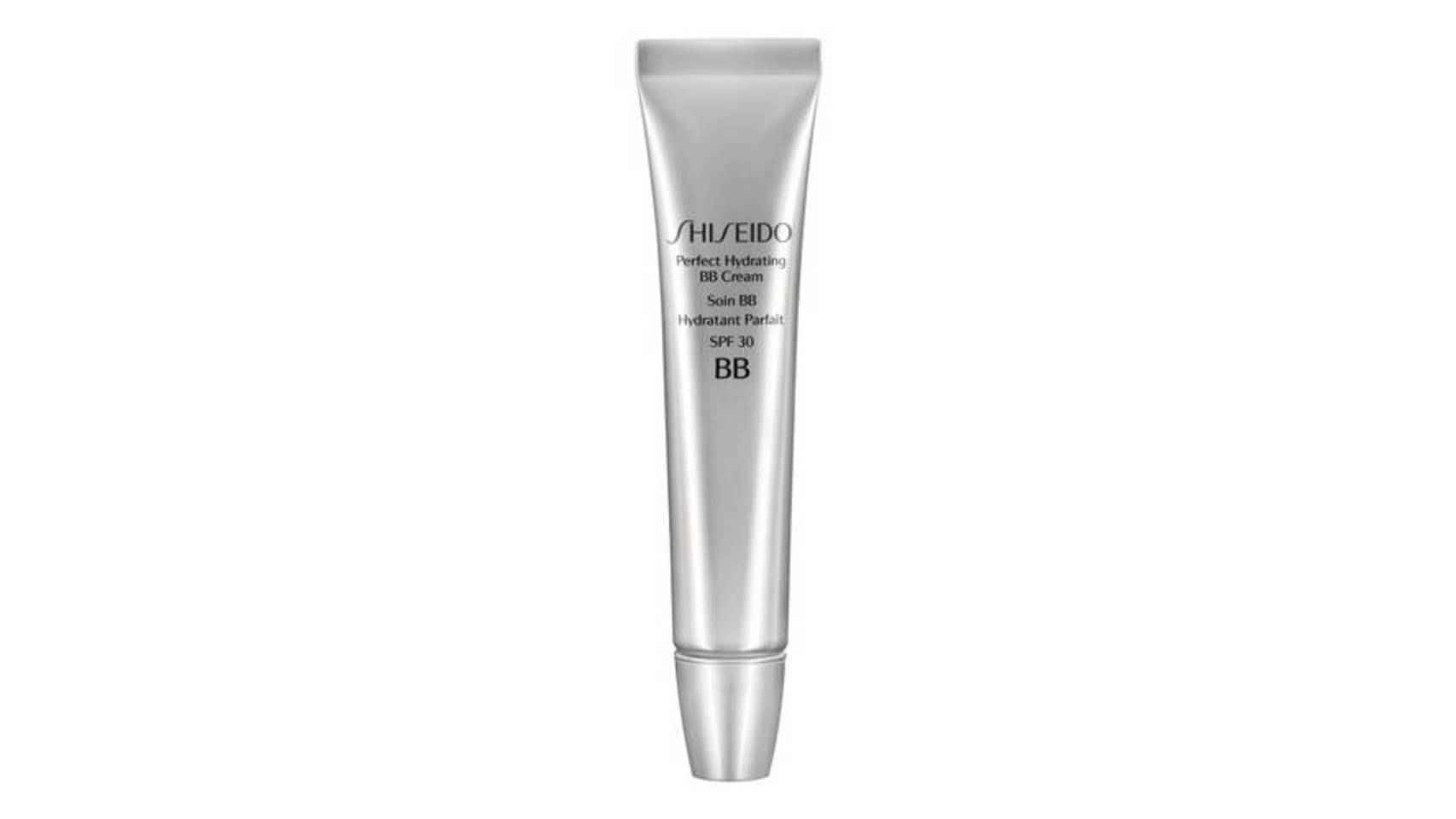 BB cream Perfect Hydrating de Shiseido, 42,50€.