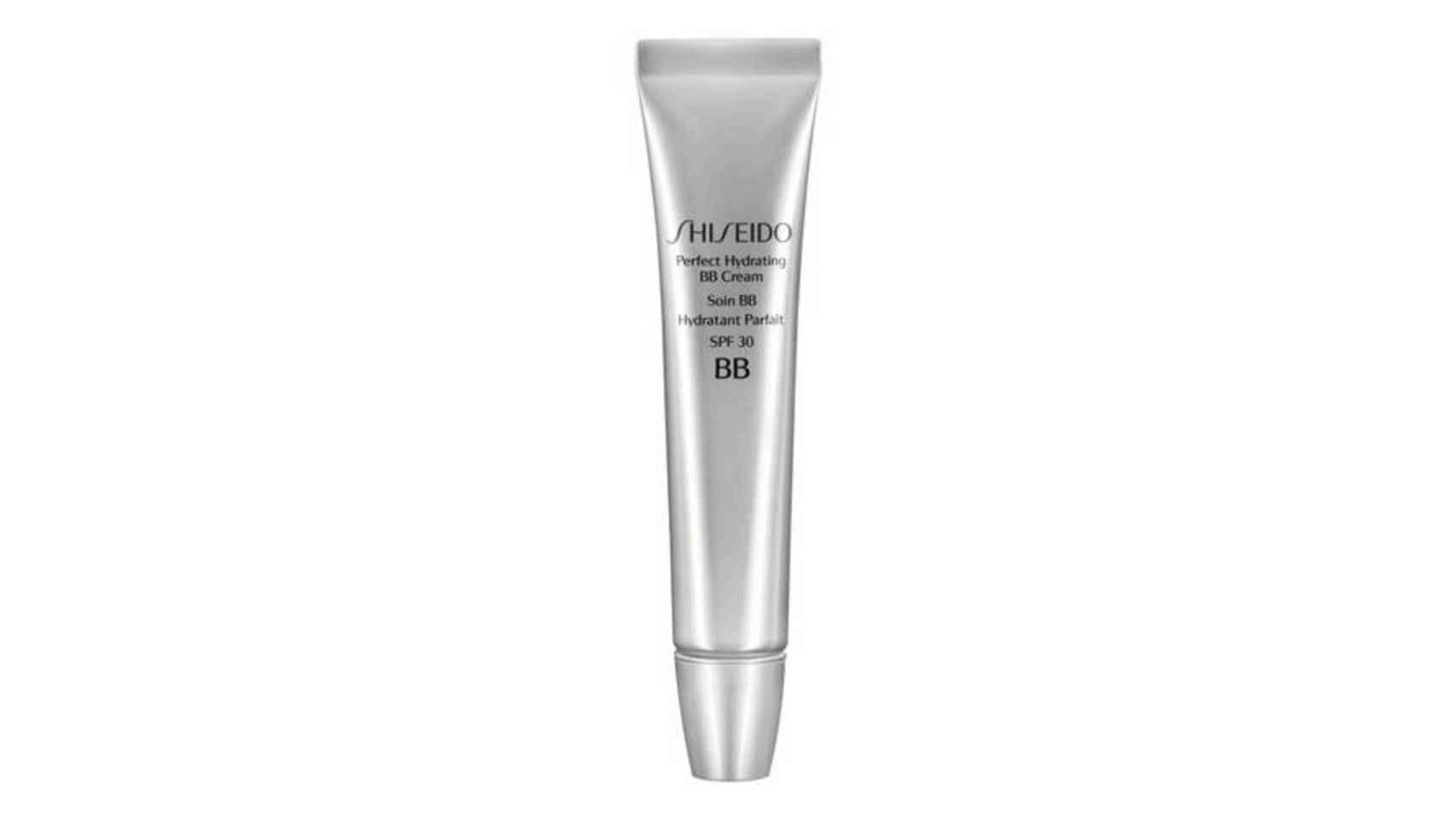BB cream Perfect Hydrating de Shiseido, 42,50€.