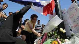 Actos de homenaje a las víctimas en Niza