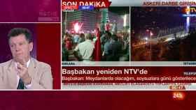 Alfonso Rojo, sobre Turquía: Es normal que salgan a la calle. Hace calor