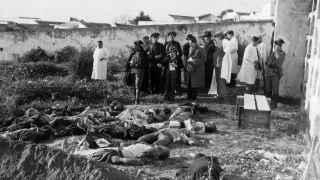 Imagen de la Guerra Civil.