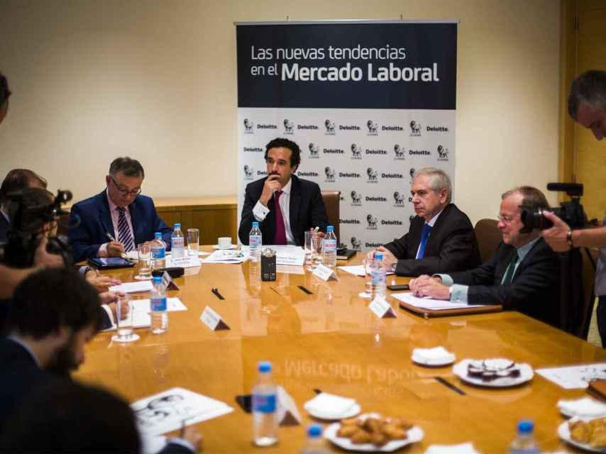 Foro de Debate EL ESPAÑOL - Deloitte
