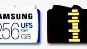 Las tarjetas microSD serán compatibles con la nueva ranura UFS, pero no al revés