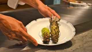 En busca del falso wasabi perfecto