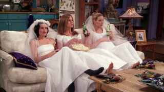 ¿Cómo reaccionaría tu pareja si le mandases una foto vestida de novia?