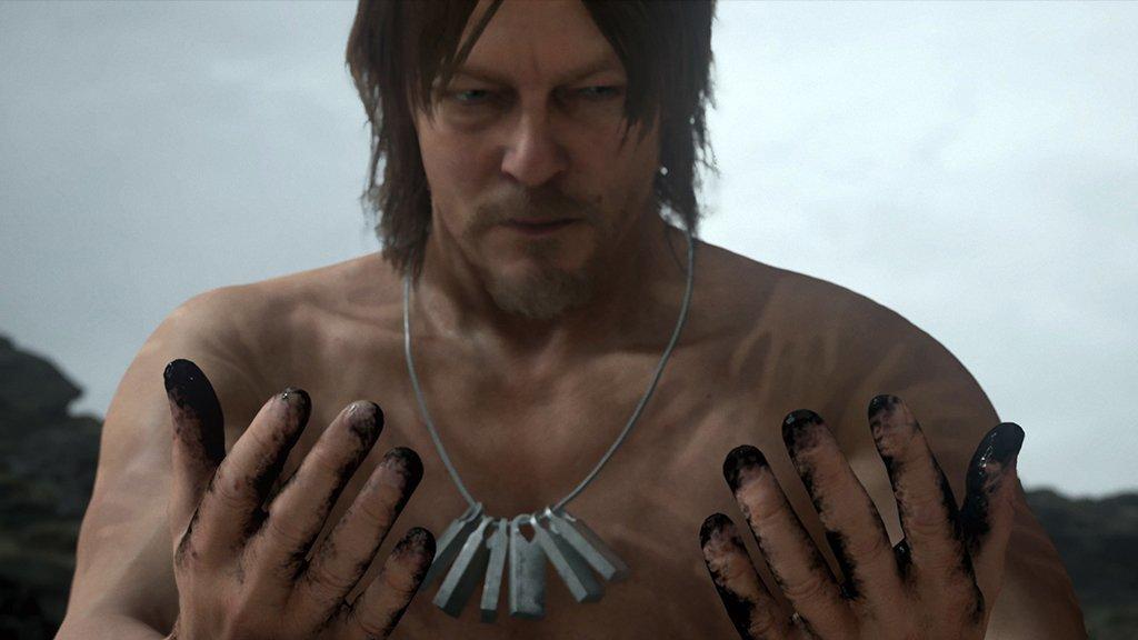 Norman Reedus protagoniza Death Stranging, lo nuevo de Kojima