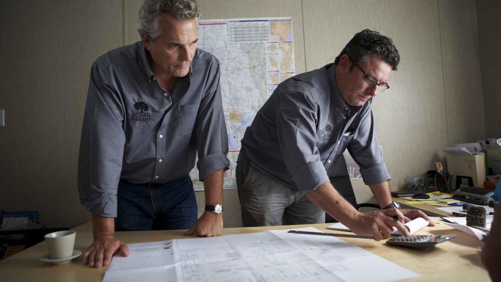 Sin saberlo, Manuel y Sergio, dos entendidos del ibérico, tenían un proyecto en común que finalmente han logrado.