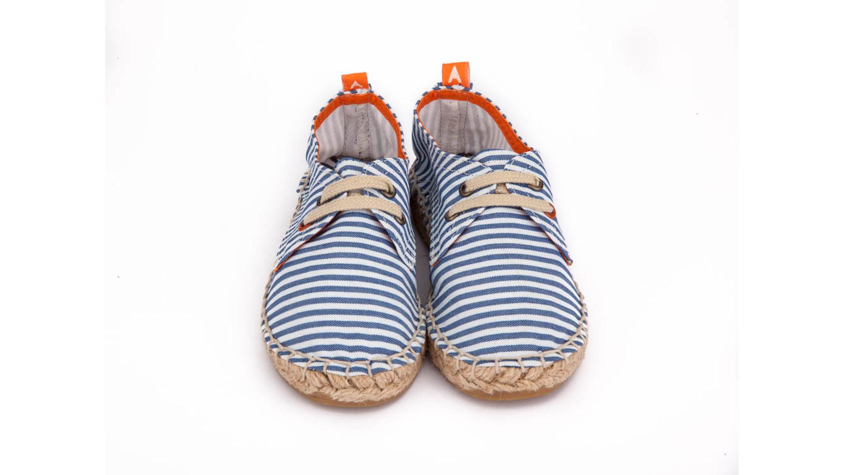 Alpargatas marineras de Abarca Shoes.