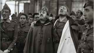 Francisco Franco y Millán Astray, en 1926.