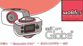 Globe 360º: Wolder se sube al carro de las fotos esféricas