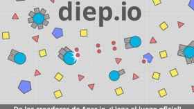 Diep.io, ya disponible el sucesor del popular Agar.io