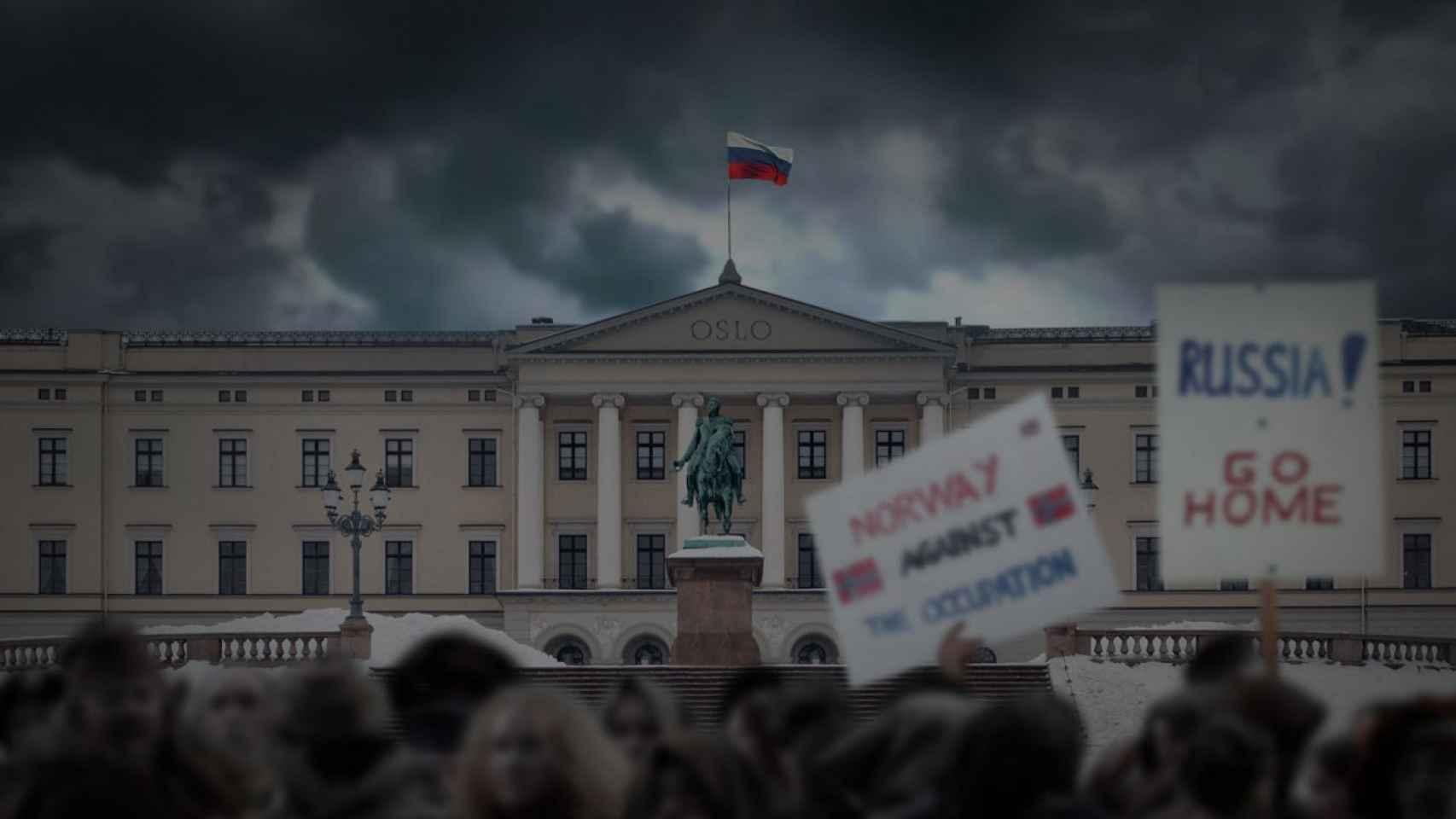 Fotograma de Occupied, la nueva serie.