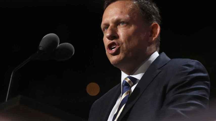 Thiel ayudó a crear el gigante de pago electrónico PayPal.