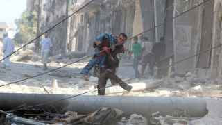 Damasco y Moscú dejan a Alepo al borde de la inanición