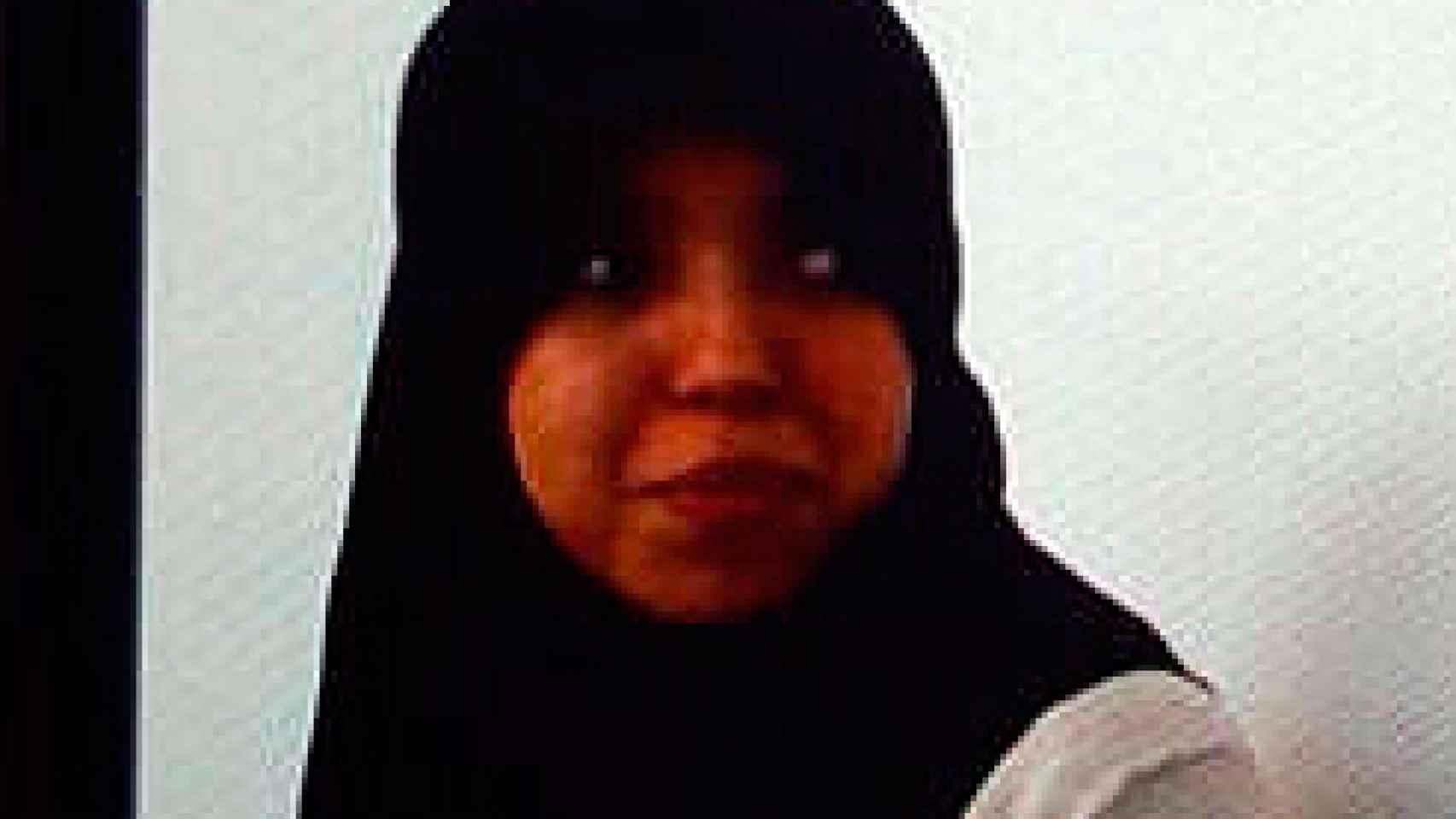 Soukaina, la joven canaria, podría ser condenada a tres años de prisión como miembro del Daesh.