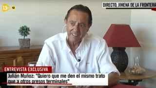El perdón televisivo de Julián Muñoz a Mayte Zaldívar