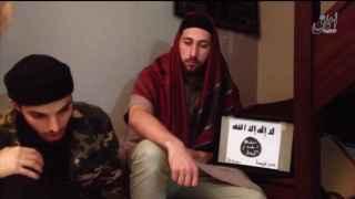 Amaq ha publicado un vídeo con los dos autores del atentado en Normandia